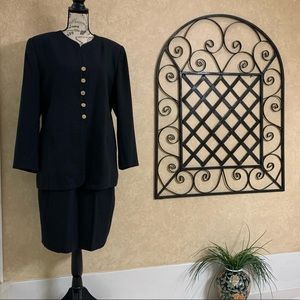2 piece Jacket and Skirt Set